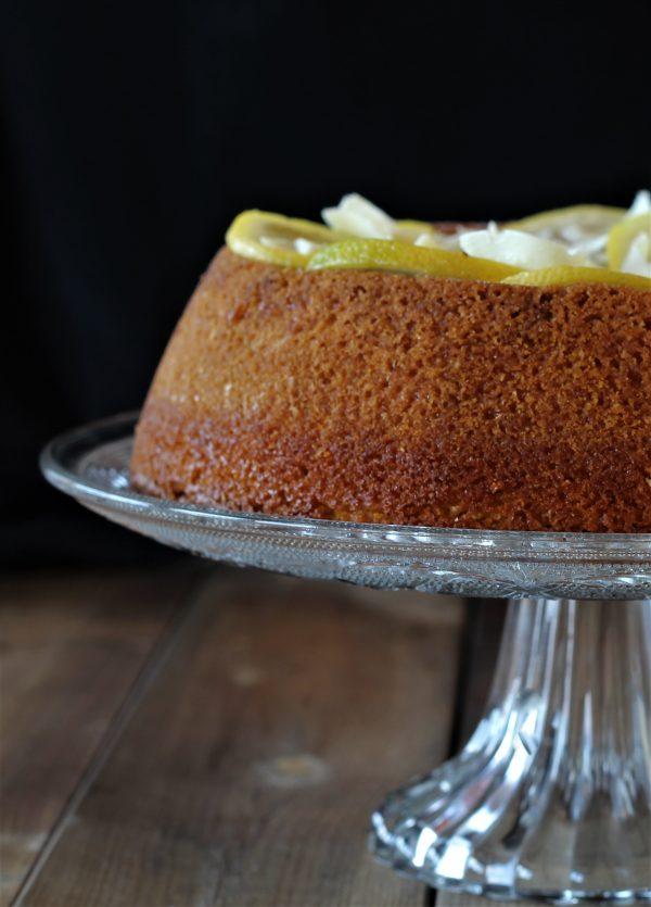 Torta 4 vasetti al Limone e Ciccolato bianco