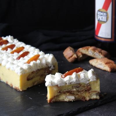 Dessert Cantuccini Ronchi Pichi e Datteri