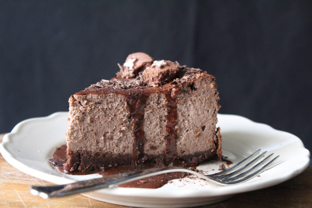 Cheesecake Pan di Stelle 1